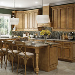 Select Kitchen Cabinets by All Wood Cabinetry