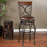 Kingston Swivel Barstool