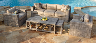 Lako 6-Piece Deep Seating Set