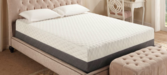 "Novaform 14"" Altabella King Memory Foam Mattress"
