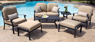 San Paulo 7-Piece Deep Seating Set