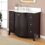 "Astoria 42"" Single-Sink Vanity by Valore"