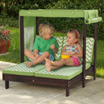 KidKraft Fun-in-the-Sun Double Chaise Lounger