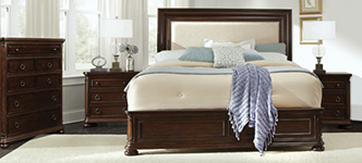 Davidson 4-Piece King Bedroom Set