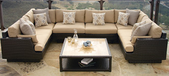 PORTOFINO COMFORT 7-Piece Deep Seating Set