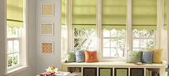 New Bali Custom Blinds and Shades