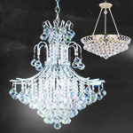 Select Crystal Chandeliers