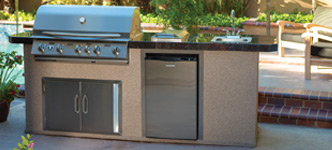 Urban Islands 5-Burner Outdoor Kitchen