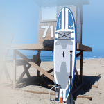 Jimmy Styks i3II Inflatable Stand-Up Paddle Board Bundle