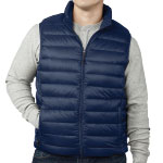 Hawke & Co. Men's Lightweight Down Packable Vest