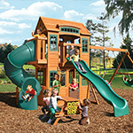 Select Cedar Summit and Kid's Creations Playsets