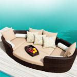Venice 4-Piece Modular Seating Set