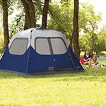 Coleman 10' x 9' 6-Person Instant Tent