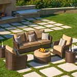 San Marino 8-Piece Seating Set