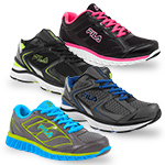 fila men 39 s and ladies 39 running shoes. Black Bedroom Furniture Sets. Home Design Ideas