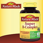 Nature made super b complex for Nature made fish oil costco