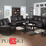 Lawson 3-Piece Top Grain Leather Reclining Set