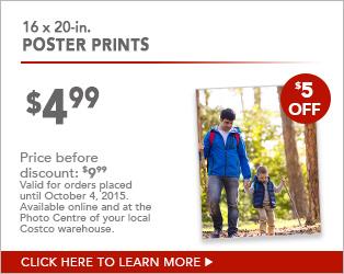 Costco Print Sizes >> Costco Canada Photo Centre Is Back In Business