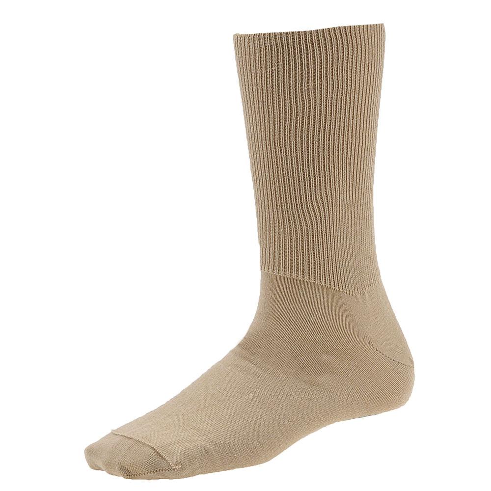 Wigwam Diabetic Walker Socks Tan Socks L 640114KHKLRG