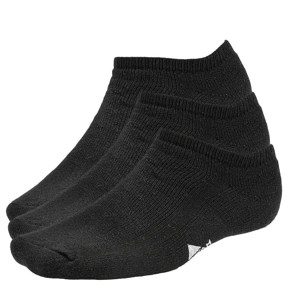 Wigwam Super 60® Low-Cut 3-Pack Socks 632892BLKMED