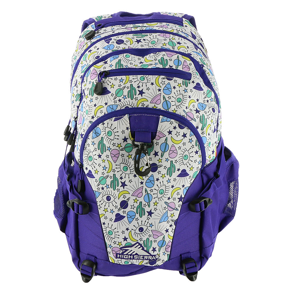 High Sierra Loop Backpack, Roswell Purple