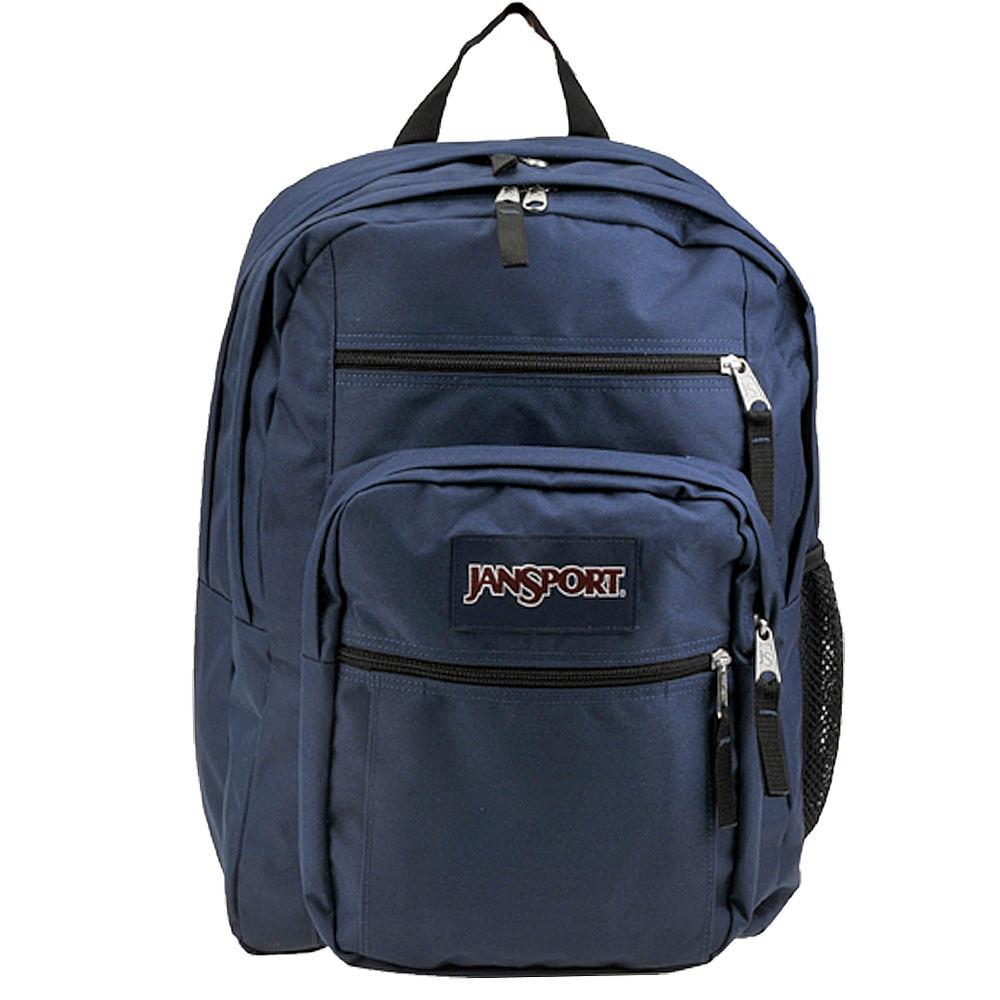 JANSPORT Big Student Backpack Navy Bags No Size