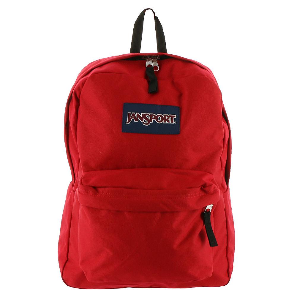 JANSPORT Superbreak Backpack Red Bags No Size