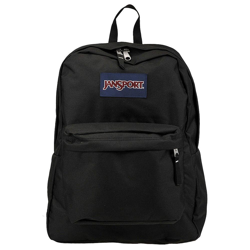 JANSPORT Superbreak Backpack Black Bags No Size