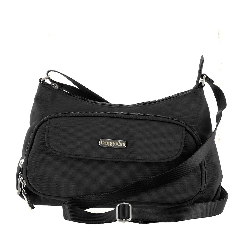 Baggallini Everyday Bagg Black Bags No Size