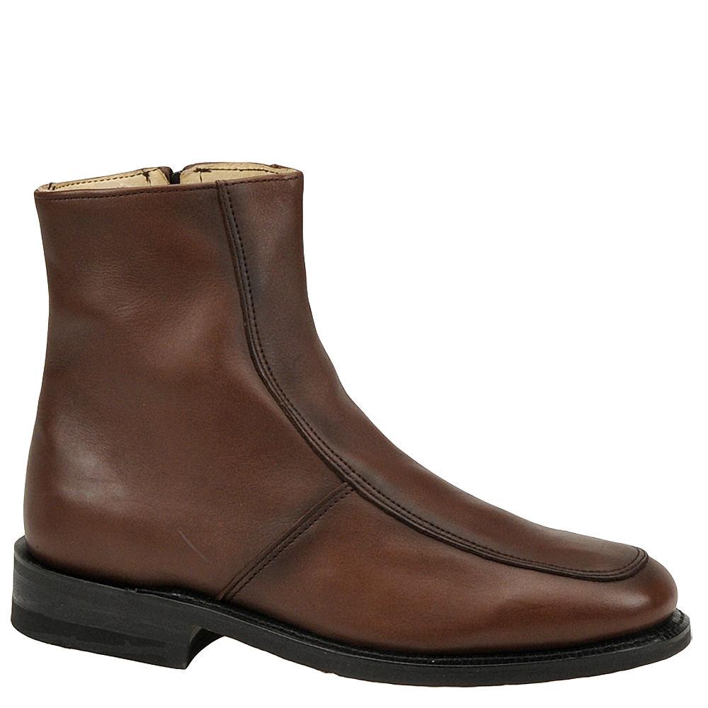 """Executive Imperials Men's 7"""" Dress Brown Boot 14 D"""