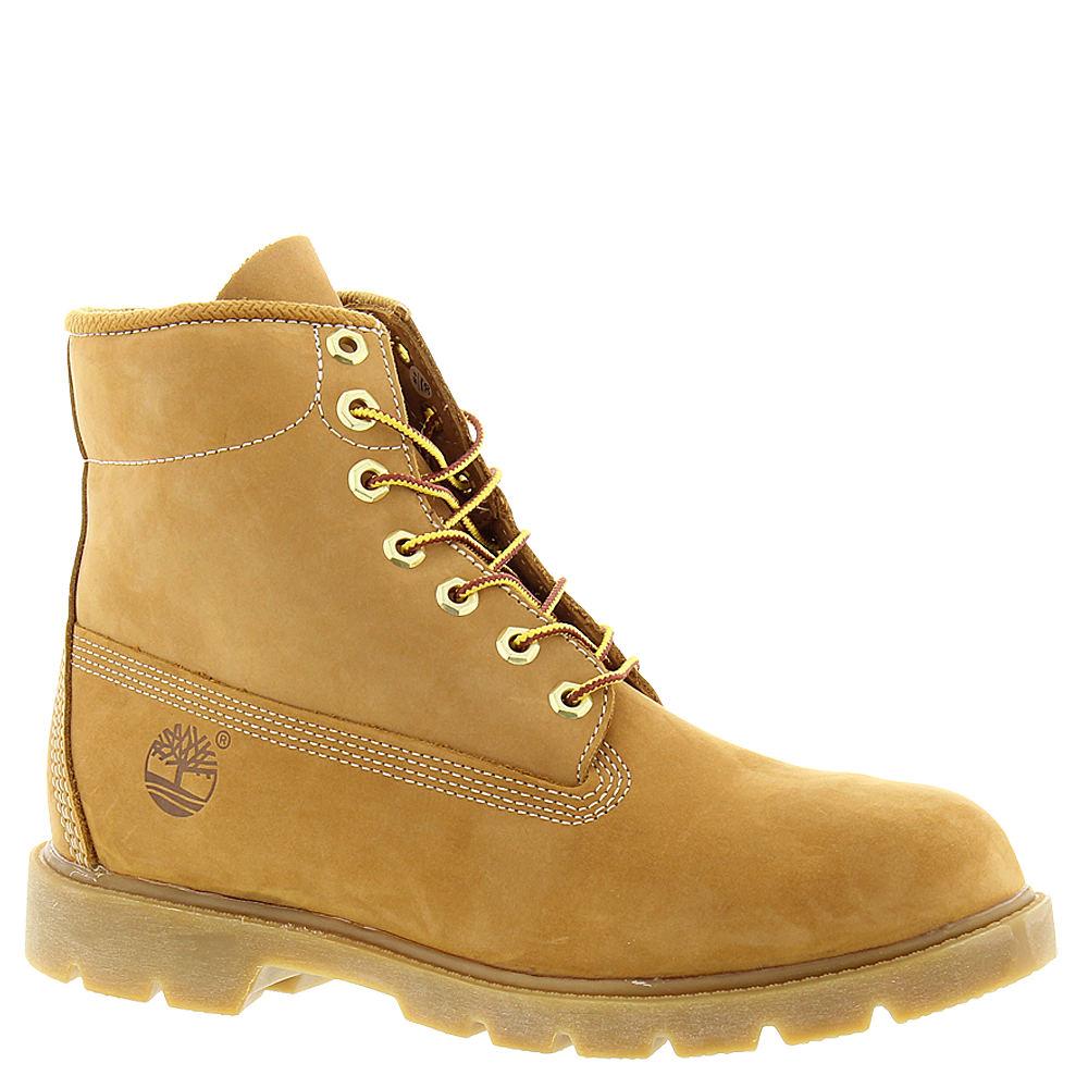 "Timberland Men's Icon 6"" Basic Tan Boot 9 W 633321WHE090W"