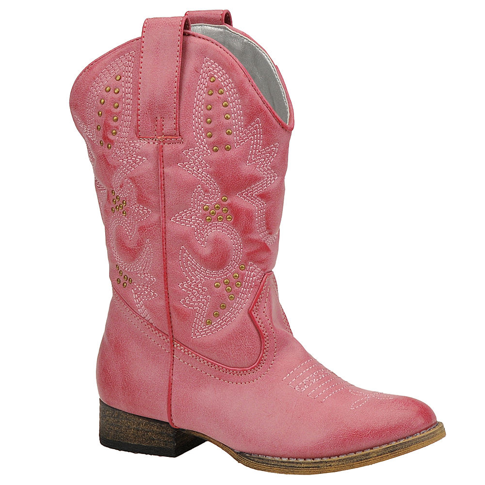 Volatile Grit 2 Girls' Toddler-Youth Pink Boot 11 Toddler M