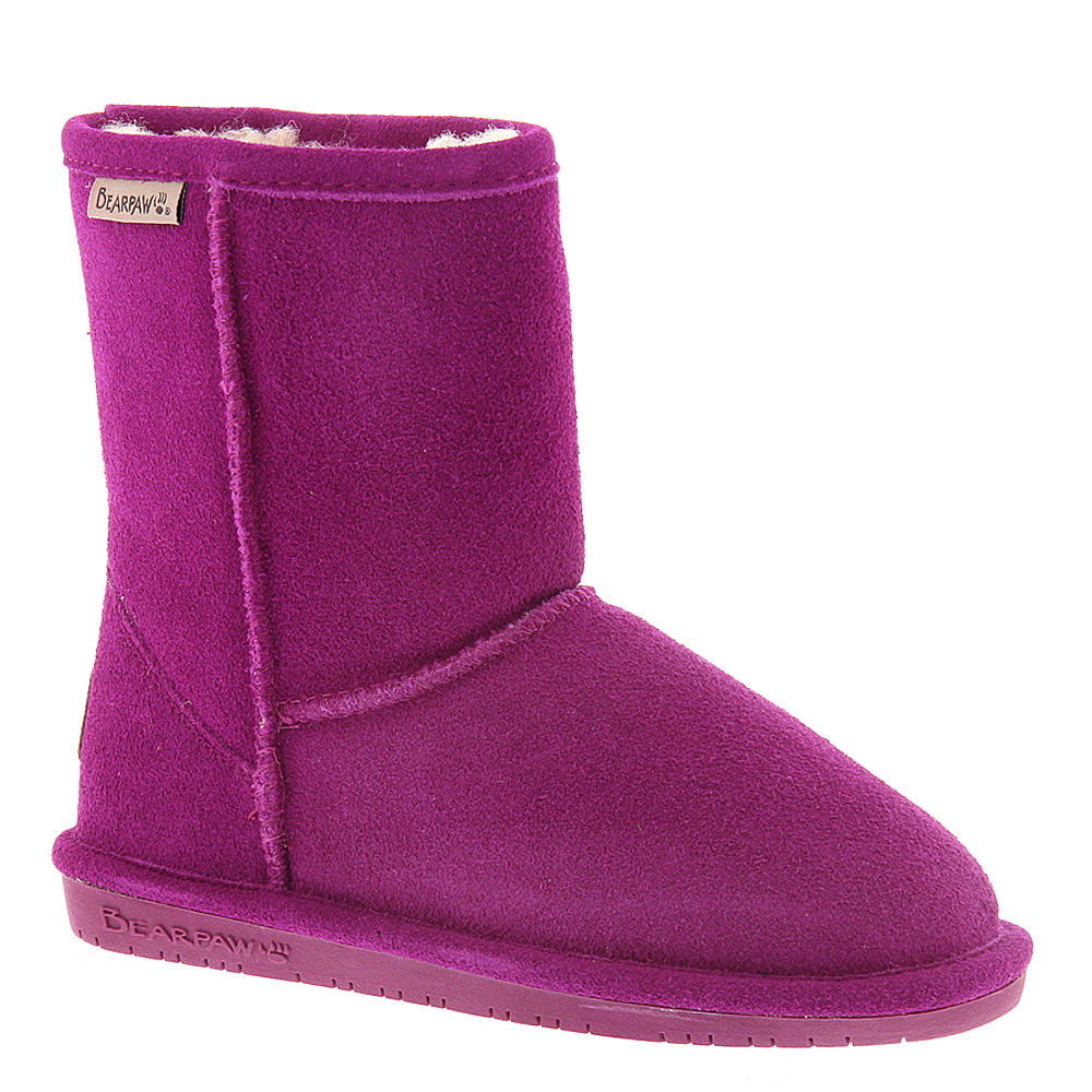 Bearpaw Emma Girls' Toddler-Youth Pink Boot 4 Youth M