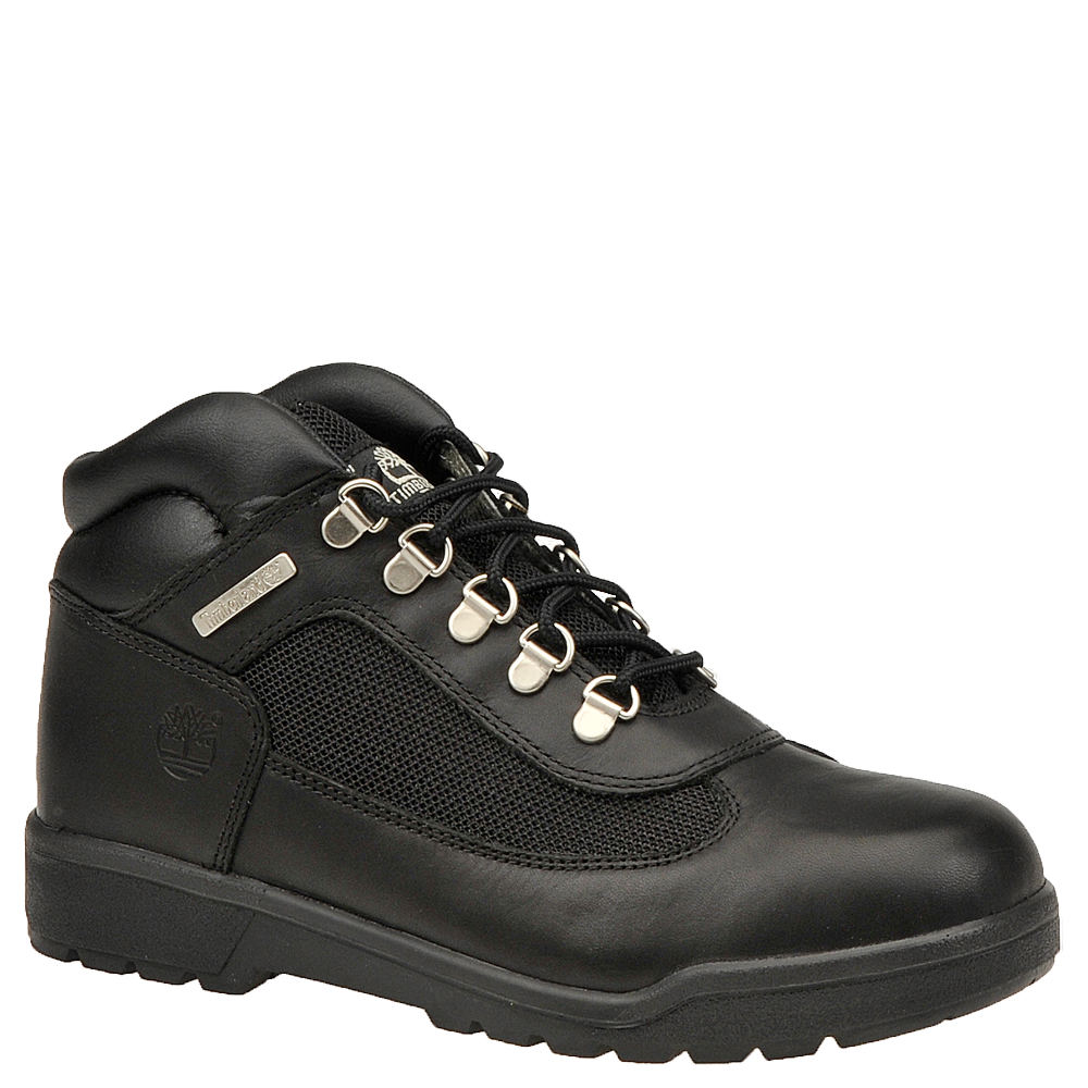 Timberland Field  Boys' Toddler-Youth Black Boot 4 Youth M