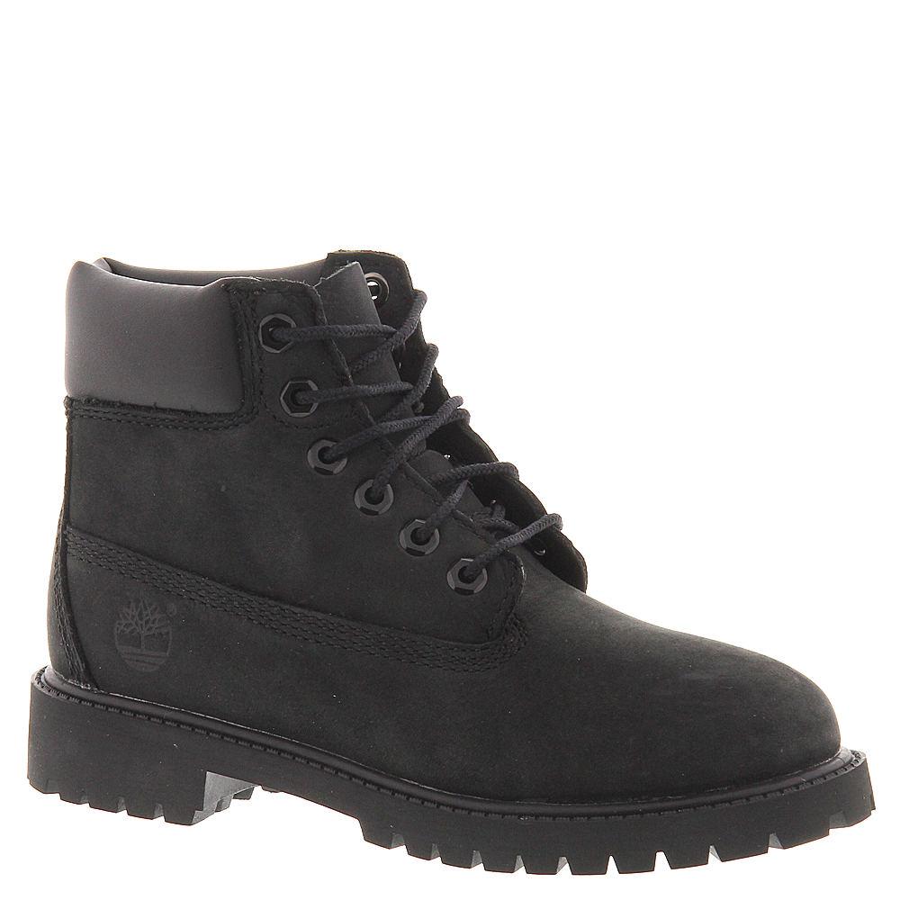 "Timberland 6"" PREMIUM  Kids Toddler-Youth Black Boot 13 T..."