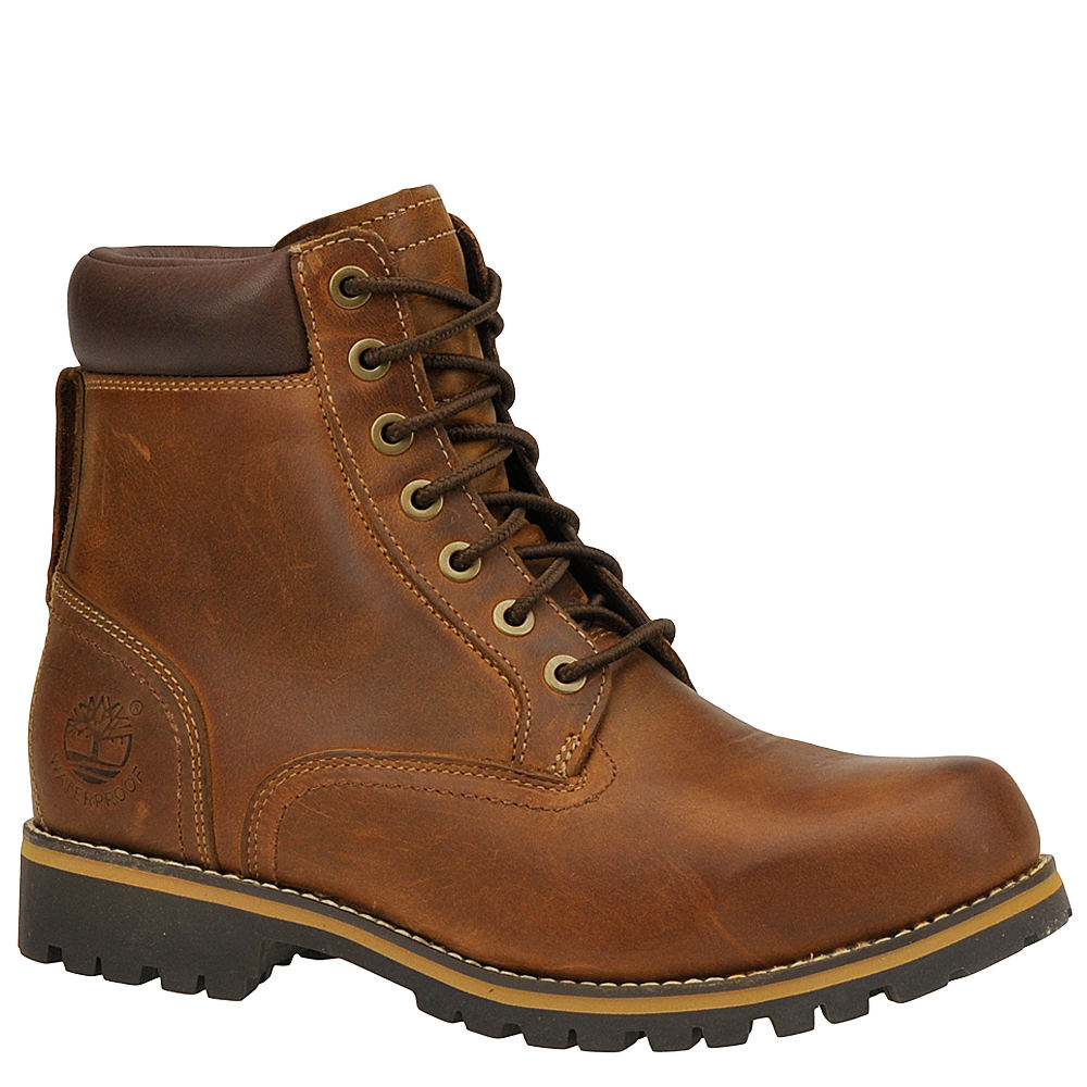 """Timberland Men's Earthkeepers Rugged 6"""" Bronze Boot 7 M"""