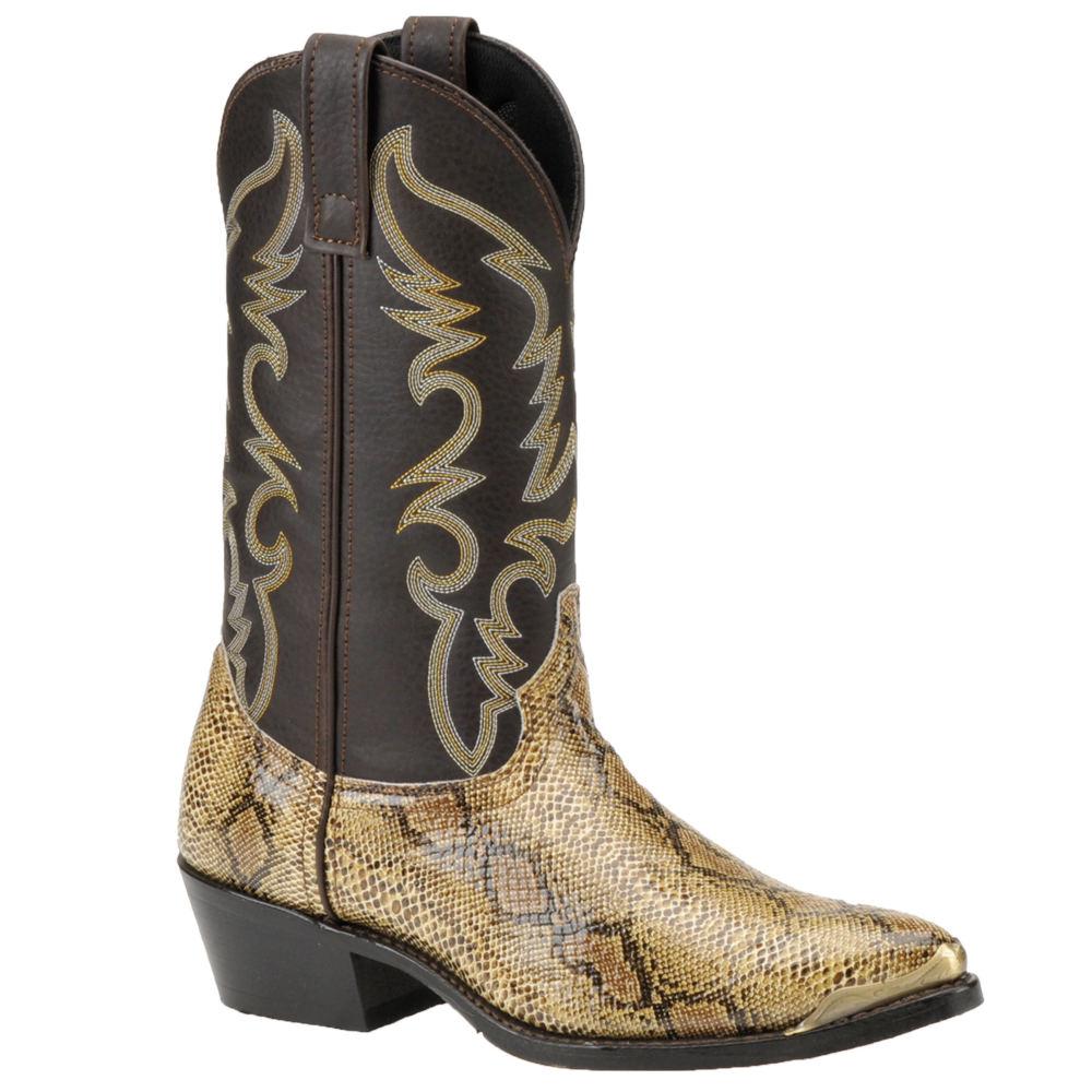 Laredo Men's Monty Western Boots, 8.5 3e, Brown