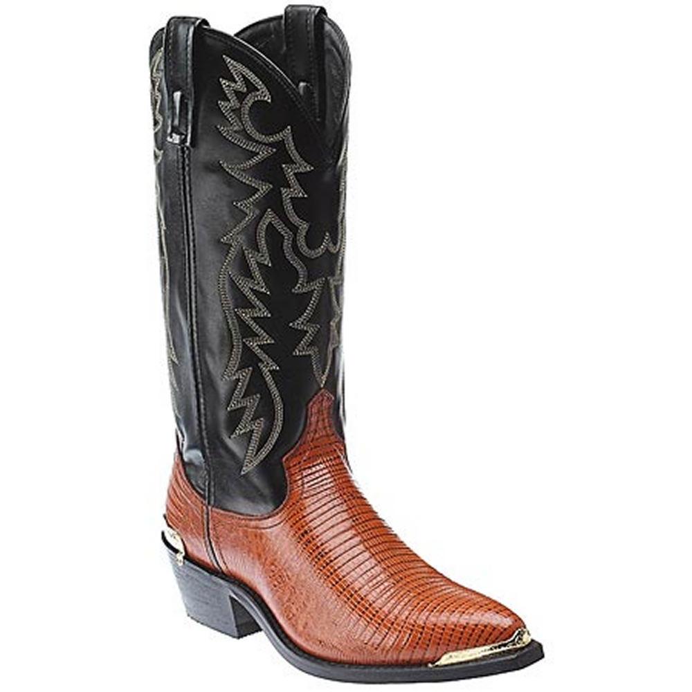 "Laredo Men's Western 13"" Brown Boot 11.5 E2"