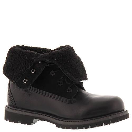 Timberland Teddy Fleece Fold Down Waterproof Women's Boot