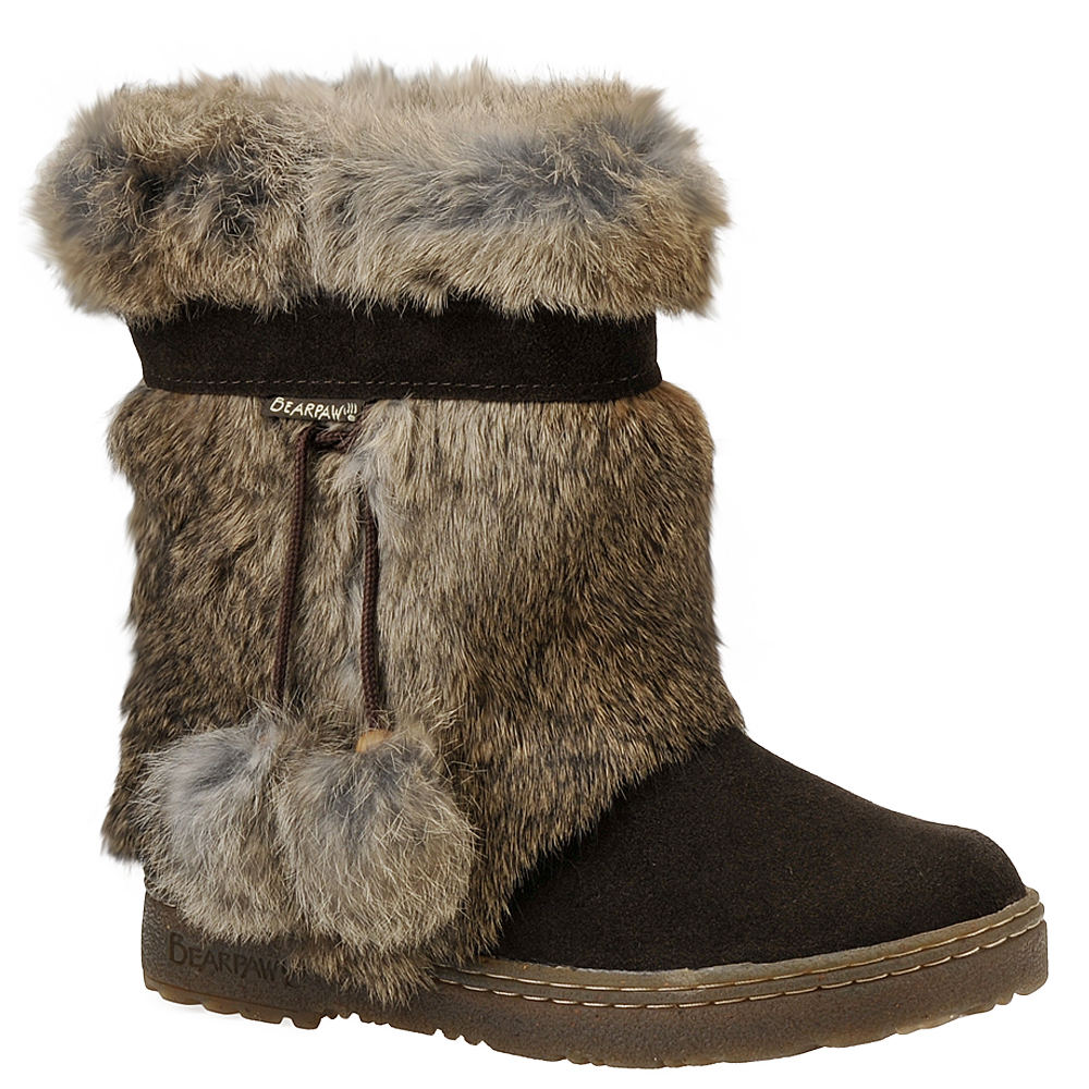 Bearpaw Women's Tama II Brown Boot 7 M