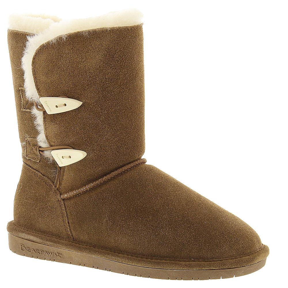 Bearpaw Abigail Women's Tan Boot 6 M