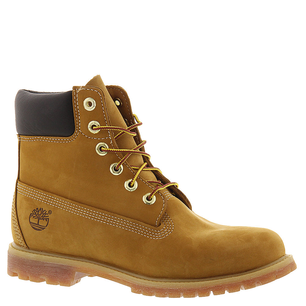 "Timberland 6"" PREMIUM Women's Tan Boot 8.5 W"