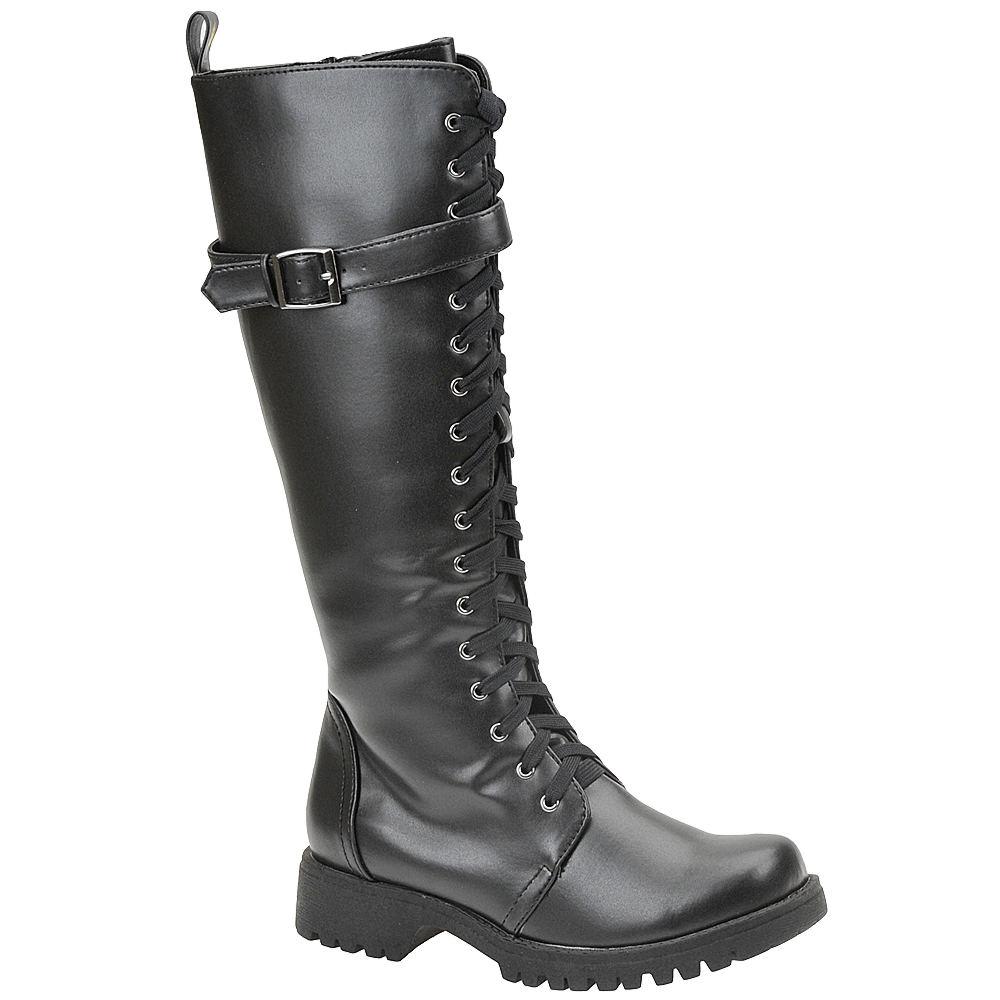 Volatile Combat Women's Black Boot 8 M