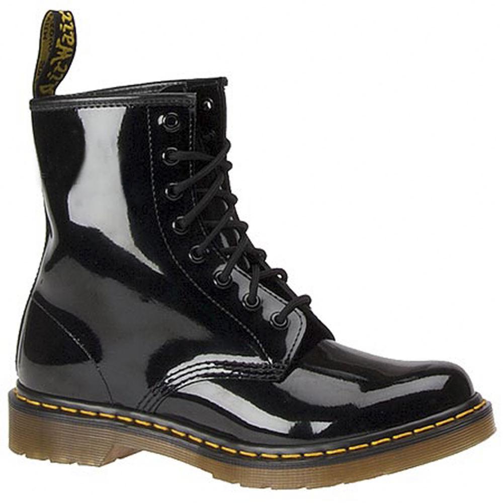 Dr Martens 1460 8 Eye  Women's Black Boot UK 5      US 7 M