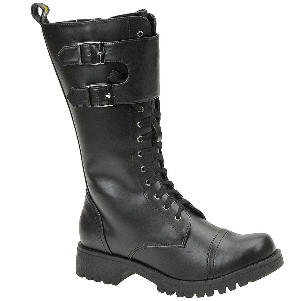 Volatile Tank Women's Black Boot 6 M