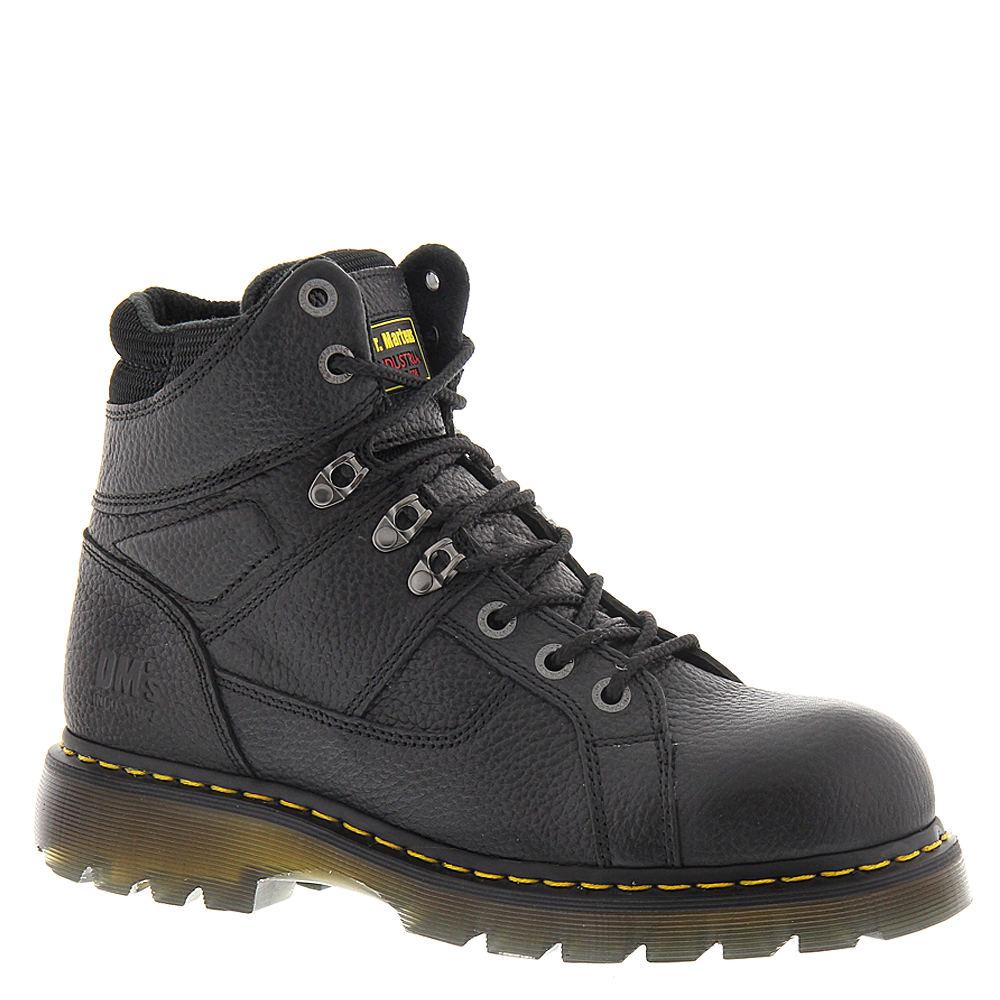Dr Martens Industrial IRONBRIDGE ST Men's Black Boot UK 7...