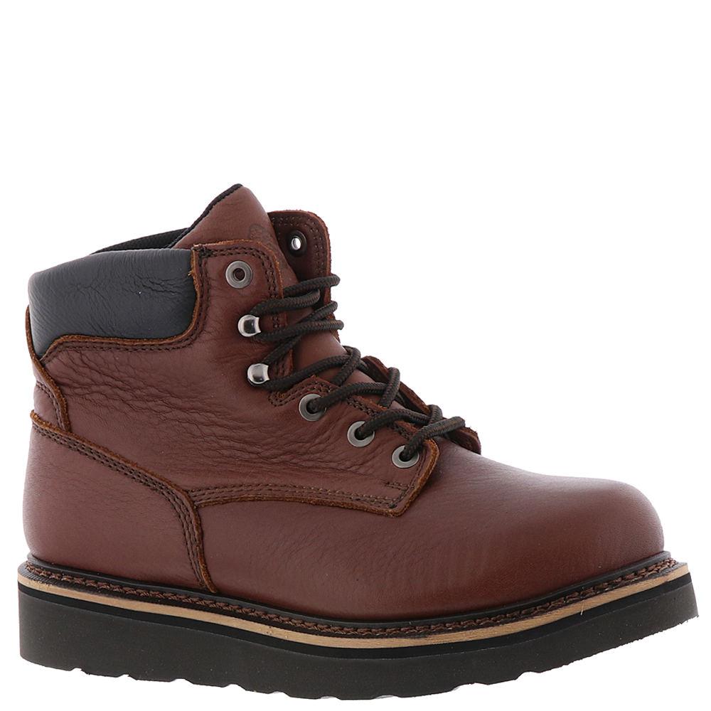 "GOLDEN RETRIEVER Men's 2901 6"" Work Brown Boot 9 E2"