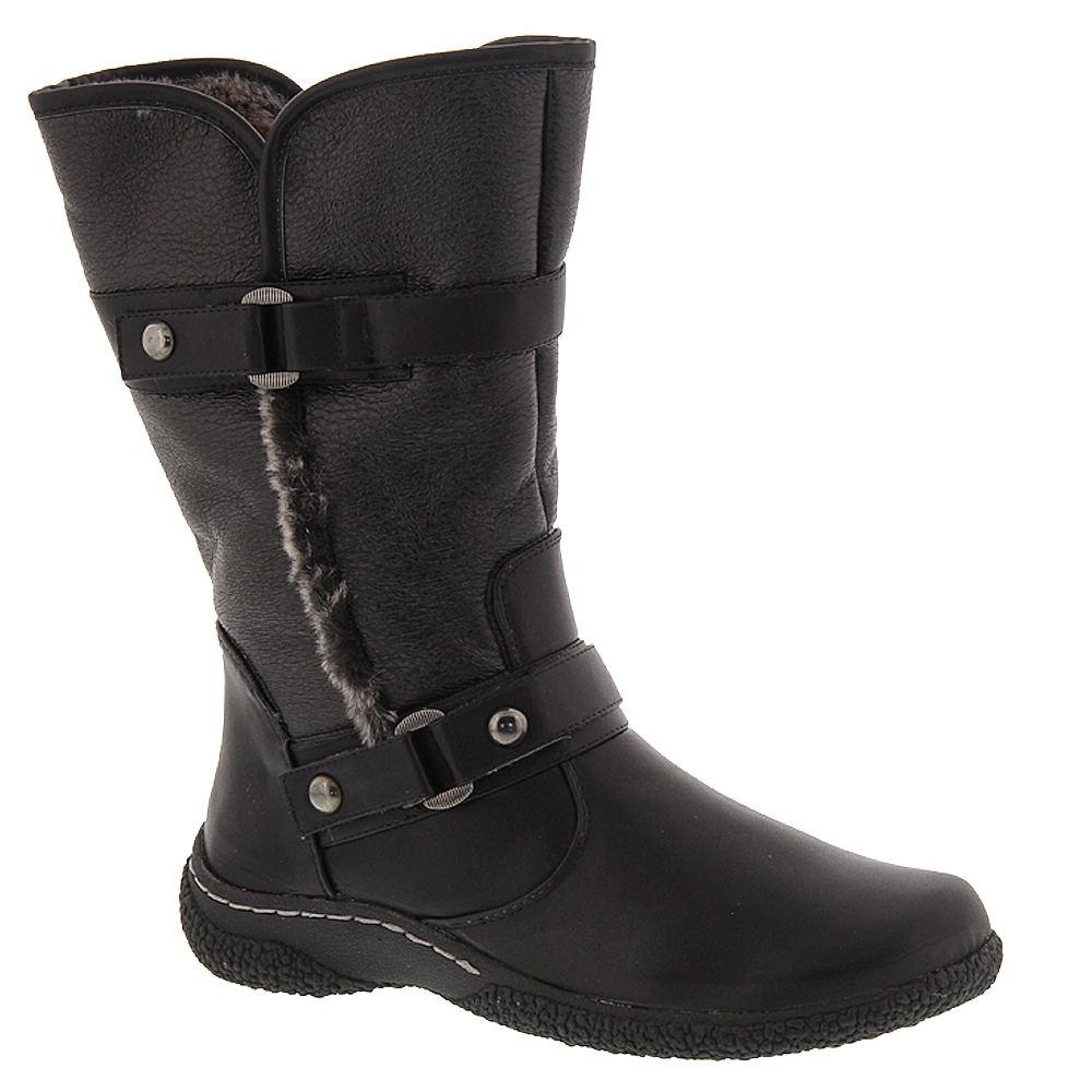 "WANDERLUST Women's Gabi 10"" Black Boot 6 M"
