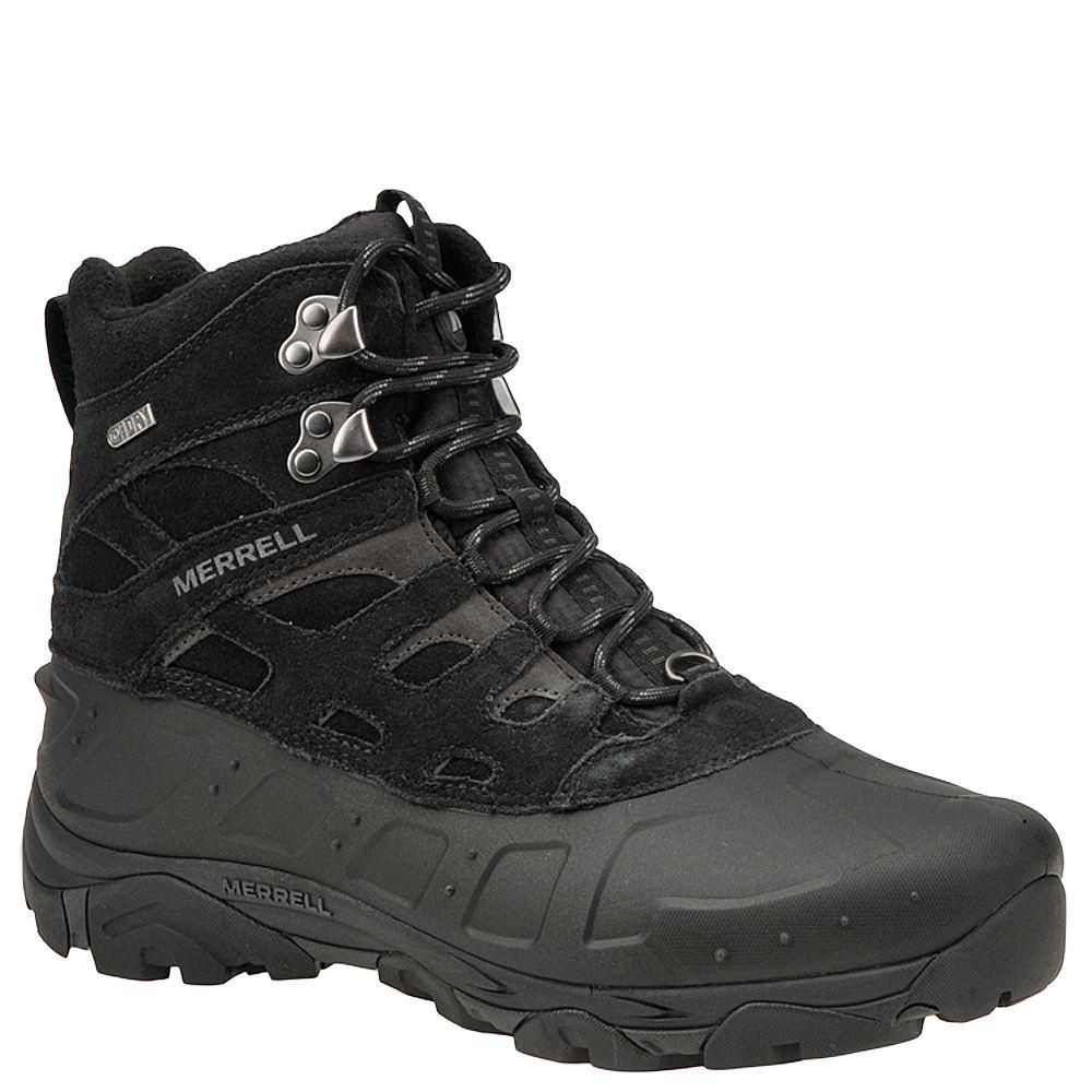 Merrell MOAB POLAR WP Men's Black Boot 9 M