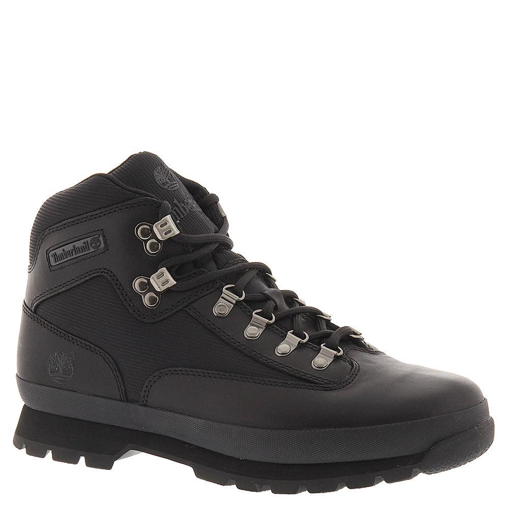 Timberland EURO HIKER Men's Black Boot 9 E2